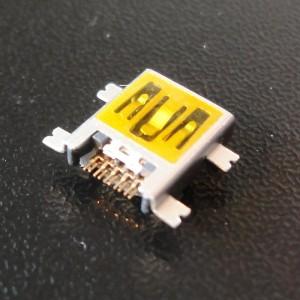 Разъем USB планшета тип MUSB07