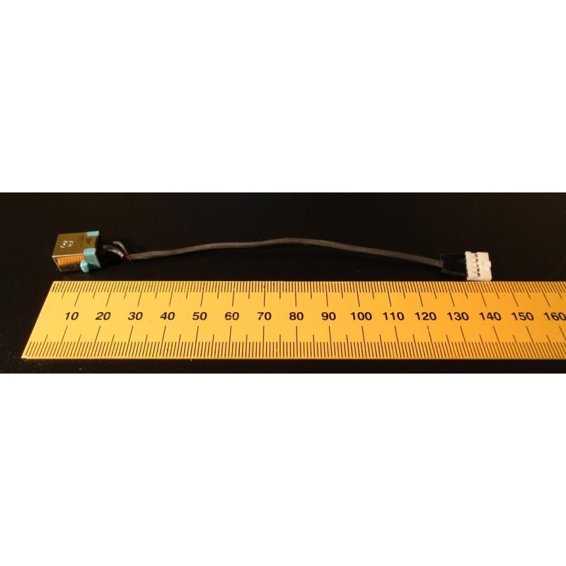 Разъем питания ноутбука Acer тип ARC01 1.65мм вид 4