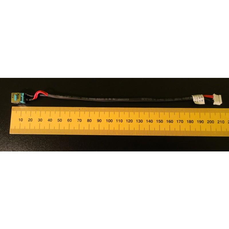 Разъем питания ноутбука Acer тип ARC02 1.65мм вид 1