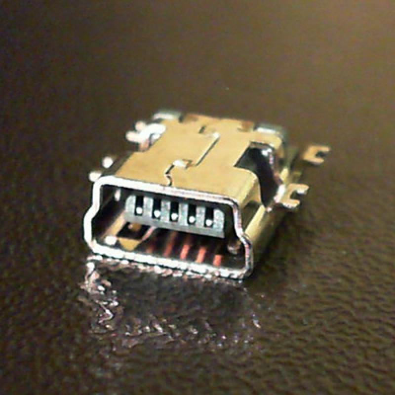 Разъем USB ноутбука тип MUSB06 вид 3