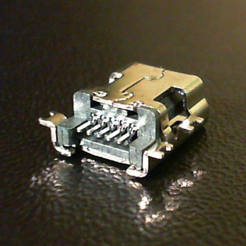 Разъем USB ноутбука тип MUSB06 вид 2