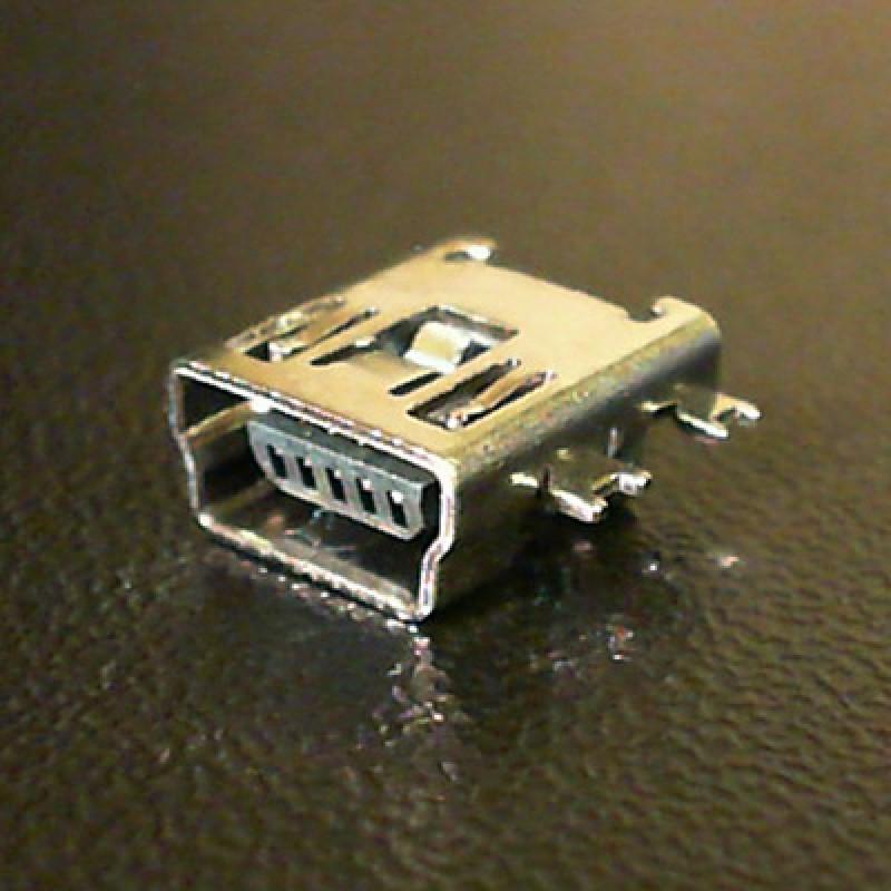 Разъем USB ноутбука тип MUSB06 вид 4