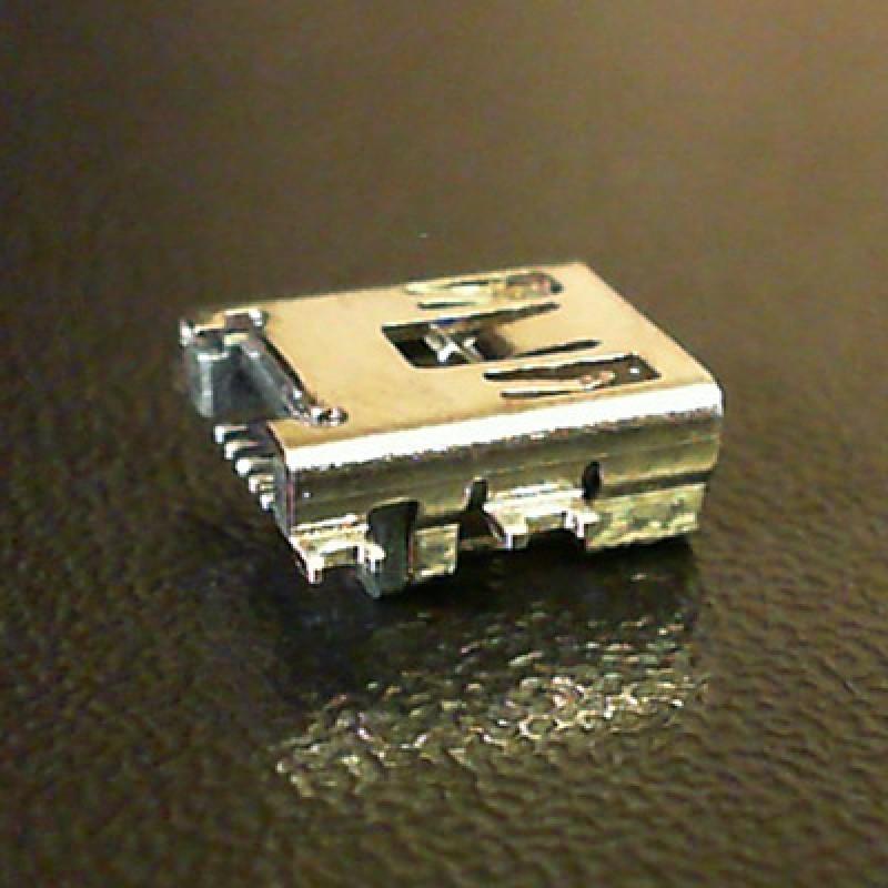 Разъем USB ноутбука тип MUSB06 вид 1