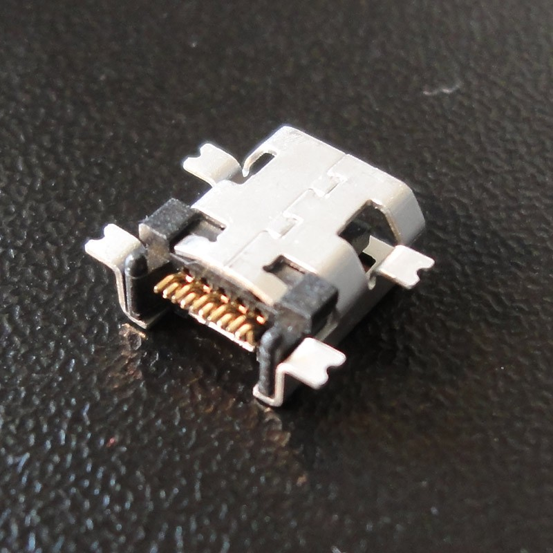 Разъем USB планшета тип MUSB08 вид 3
