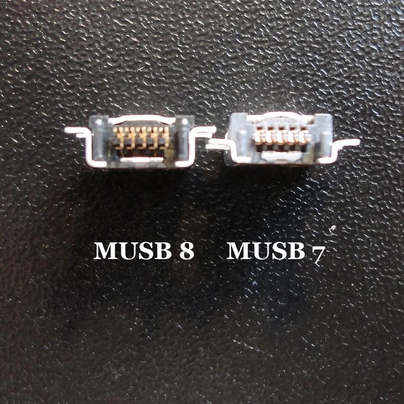 Разъем USB планшета тип MUSB08 вид 4