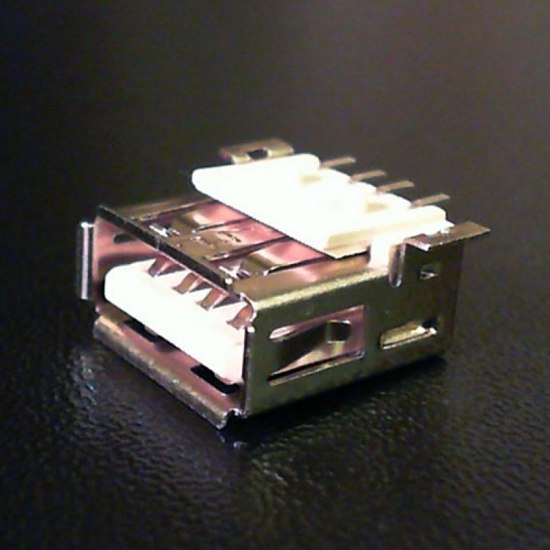 Разъем USB ноутбука тип USB02 вид 4