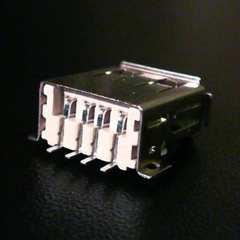 Разъем USB ноутбука тип USB02 вид 1