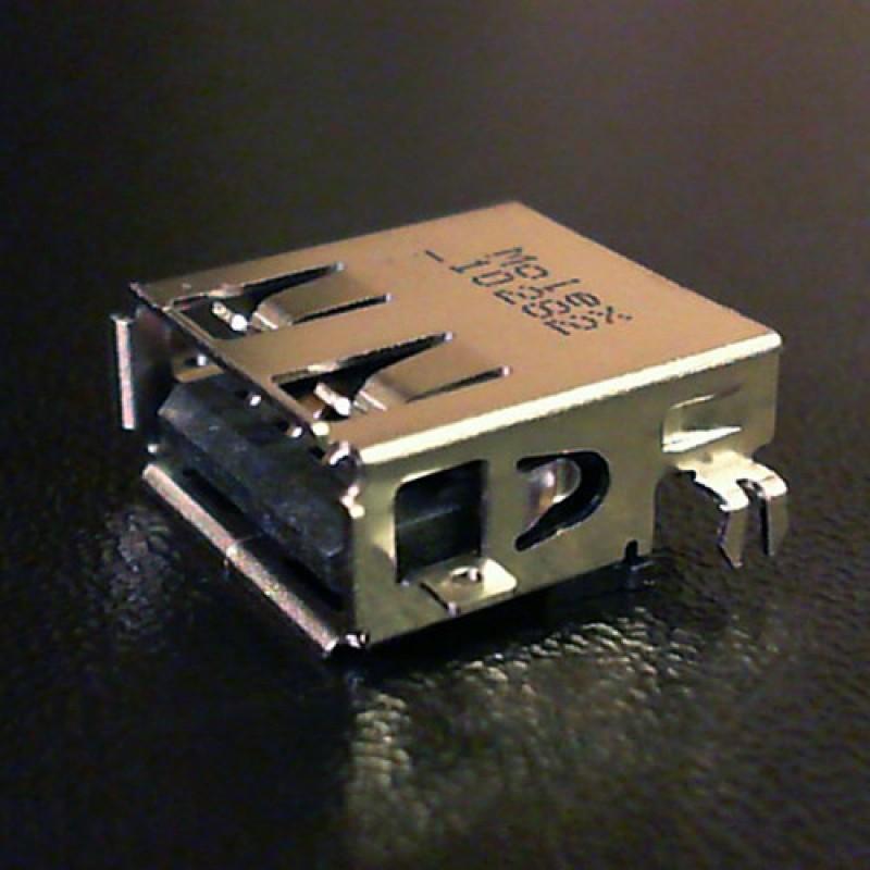 Разъем USB ноутбука тип USB03 вид 3