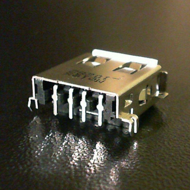 Разъем USB ноутбука тип USB03 вид 1