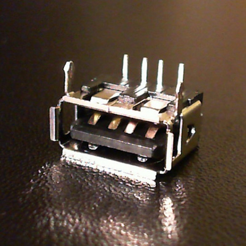 Разъем USB ноутбука тип USB04 вид 1