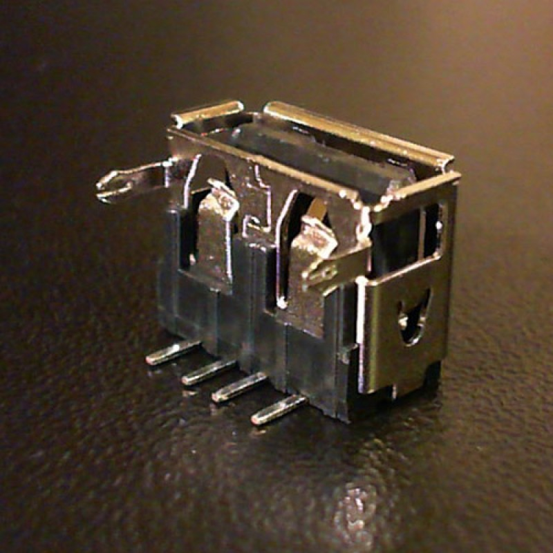 Разъем USB ноутбука тип USB04 вид 2